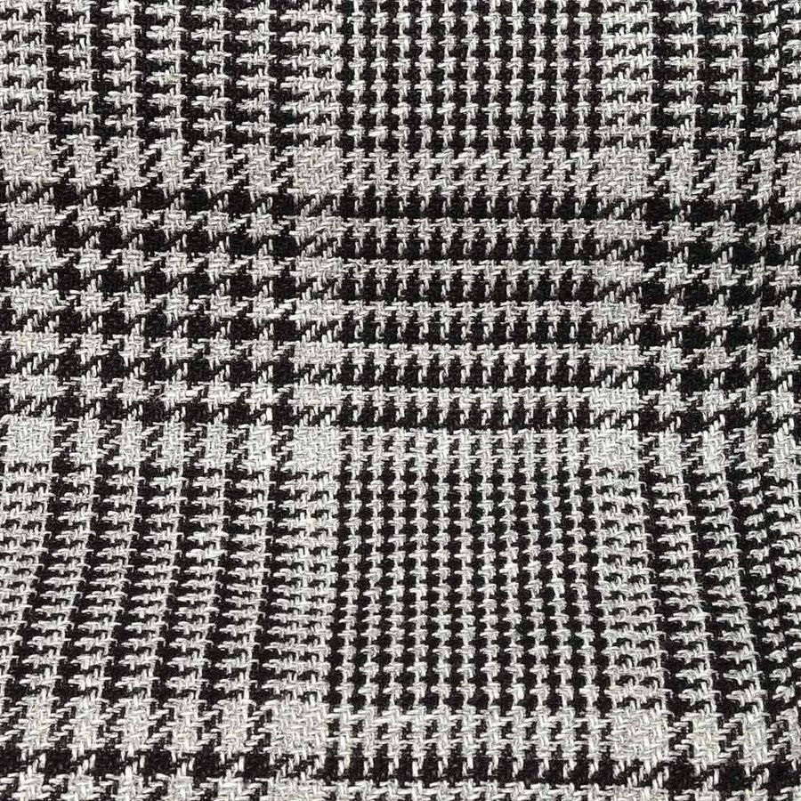 STILE LATINO スティレ ラティーノ リネン シルク ウール コットン グレンチェック シングル3Bジャケット VINCENZO|realclothing|11