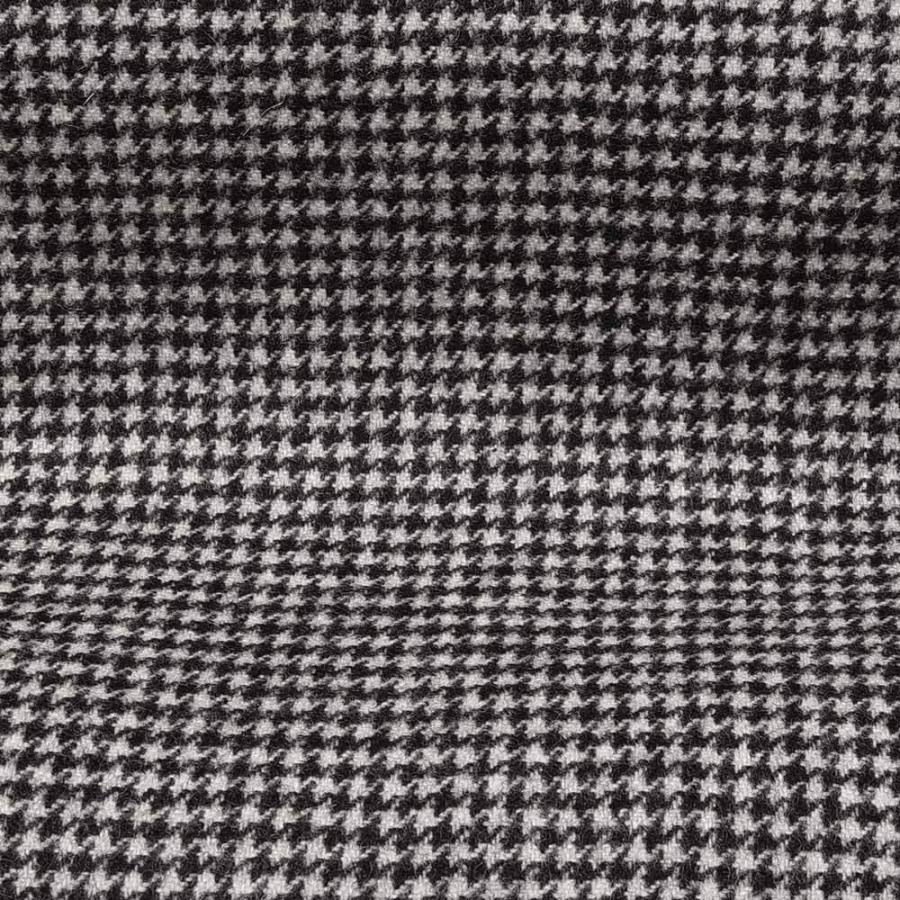 STILE LATINO スティレ ラティーノ ウール カシミヤ フランネル ハウンドトゥース セットアップ対応 シングル3Bジャケット VINCENZO|realclothing|10