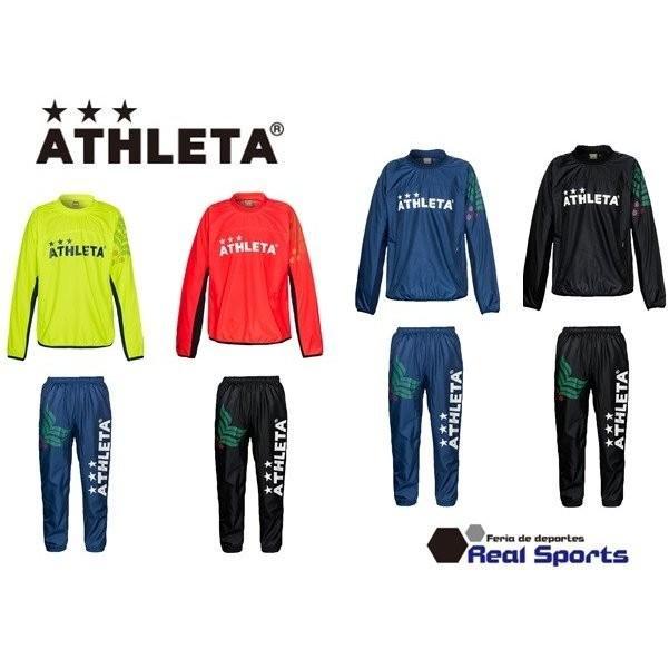 《特価》ジュニア アスレタ ATHLETA ピステスーツ 19AW 02318J 上下セット サッカー フットサル ウェア 子供用 レアルスポーツ|realsports