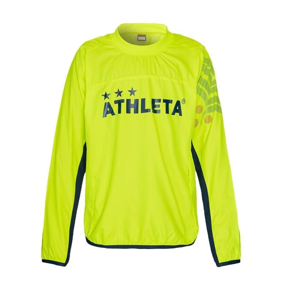 《特価》ジュニア アスレタ ATHLETA ピステスーツ 19AW 02318J 上下セット サッカー フットサル ウェア 子供用 レアルスポーツ|realsports|02