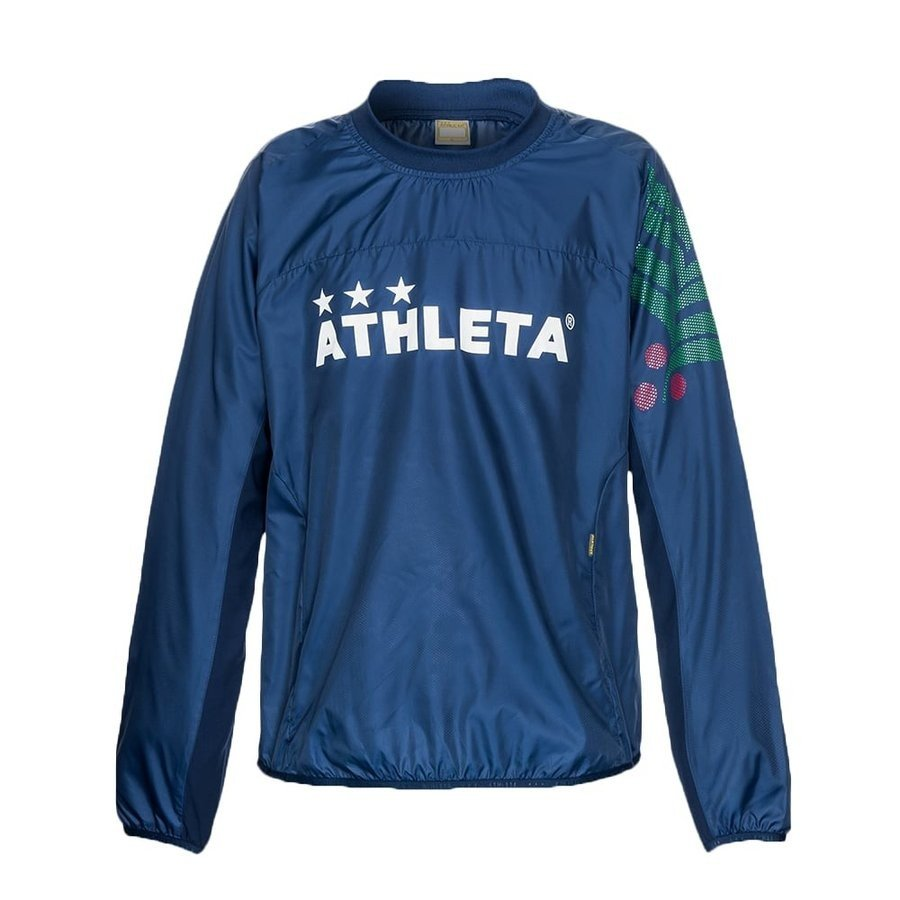《特価》ジュニア アスレタ ATHLETA ピステスーツ 19AW 02318J 上下セット サッカー フットサル ウェア 子供用 レアルスポーツ|realsports|04