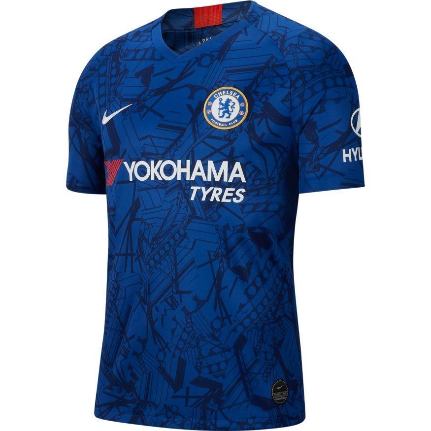 新作 ナイキ NIKE AJ5529 495 19-20 チェルシー HOME イングランド プレミアリーグ レプリカシャツ