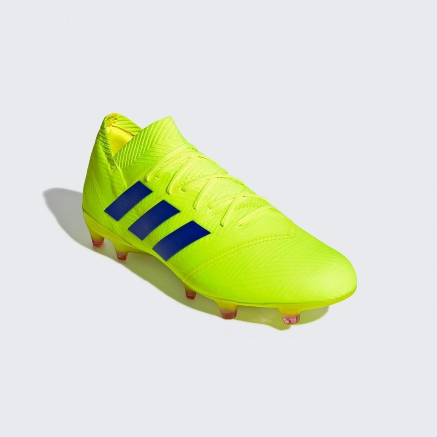 特価 アディダス adidas BB9426 ネメシス 18.1 FG/AG<EXHIBIT PACK> サッカースパイク 天然芝用 サッカー用 レアルスポーツ