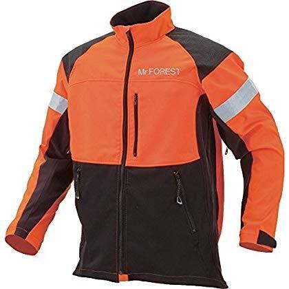 マックス Mr.FOREST ジャケット LLサイズ MT515-LL 使い捨て作業服