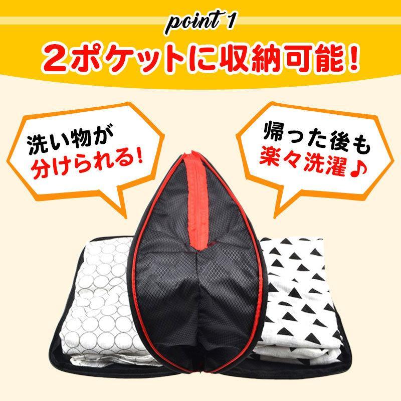 圧縮バッグ トラベルポーチ 圧縮袋 衣類 トラベル 旅行 出張 便利グッズ 収納バッグ|reberiostore|04