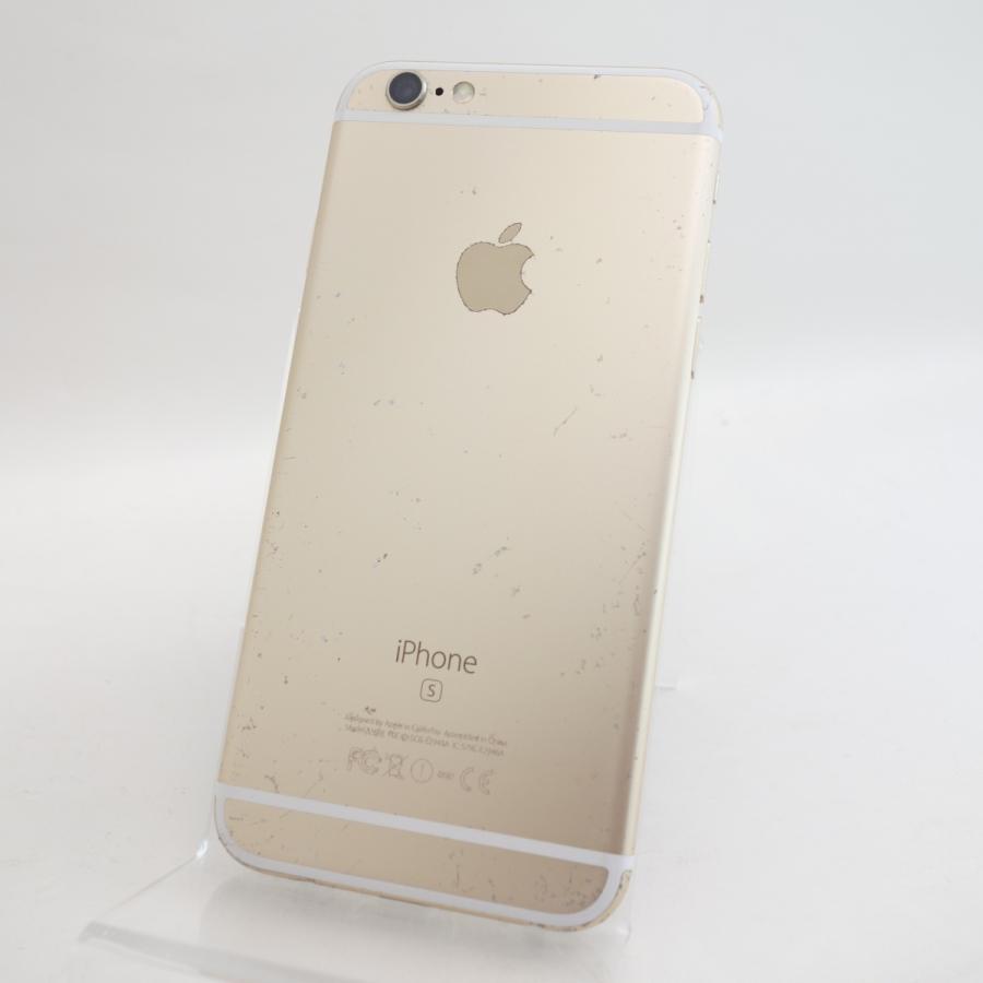 【SIMフリー】 iPhone6S 64GB ゴールド NKQQ2J/A #12600|reco|02