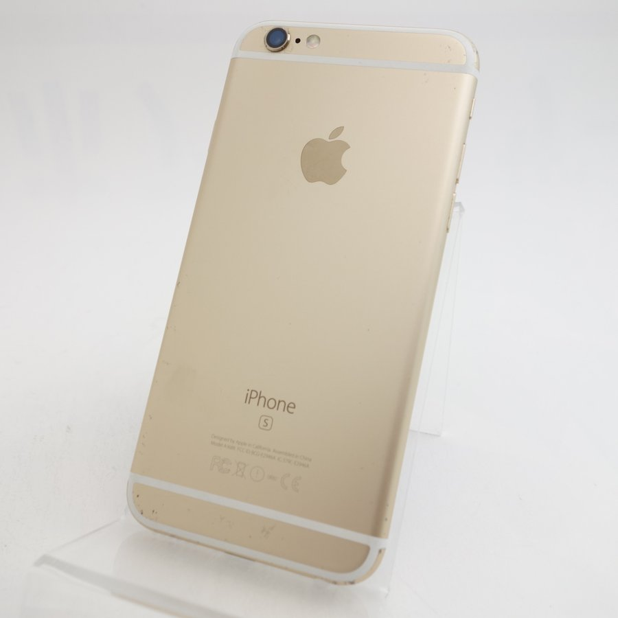 【SIMフリー】 iPhone6S 64GB ゴールド MKQQ2J/A #10629|reco|02