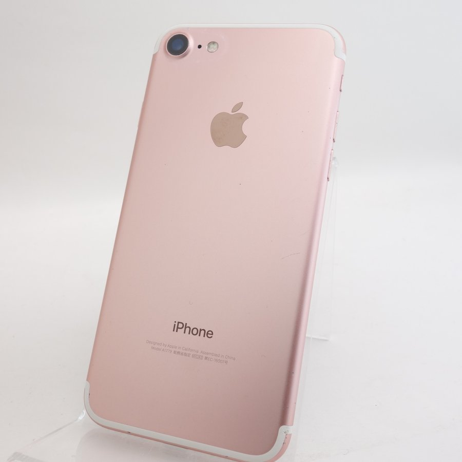 【SIMフリー】 iPhone7 128GB ローズゴールド MNCN2J/A #12319|reco|02
