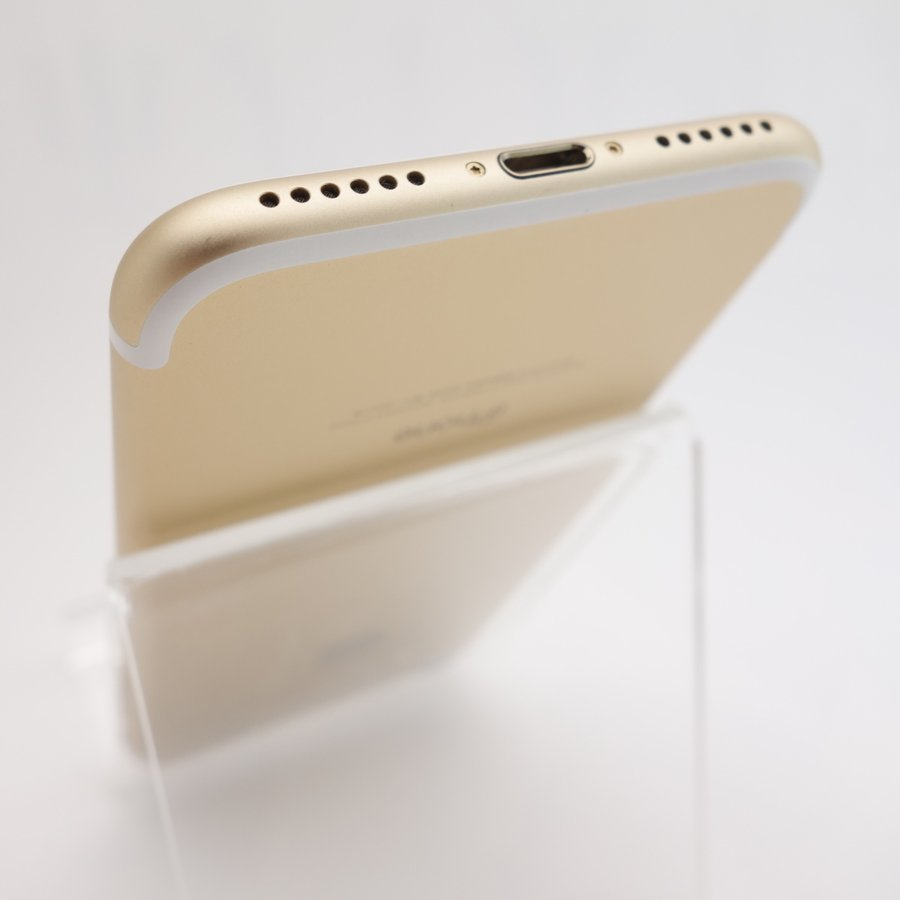 【SIMフリー】 iPhone7 128GB ゴールド MNCN2J/A #12165 reco 07