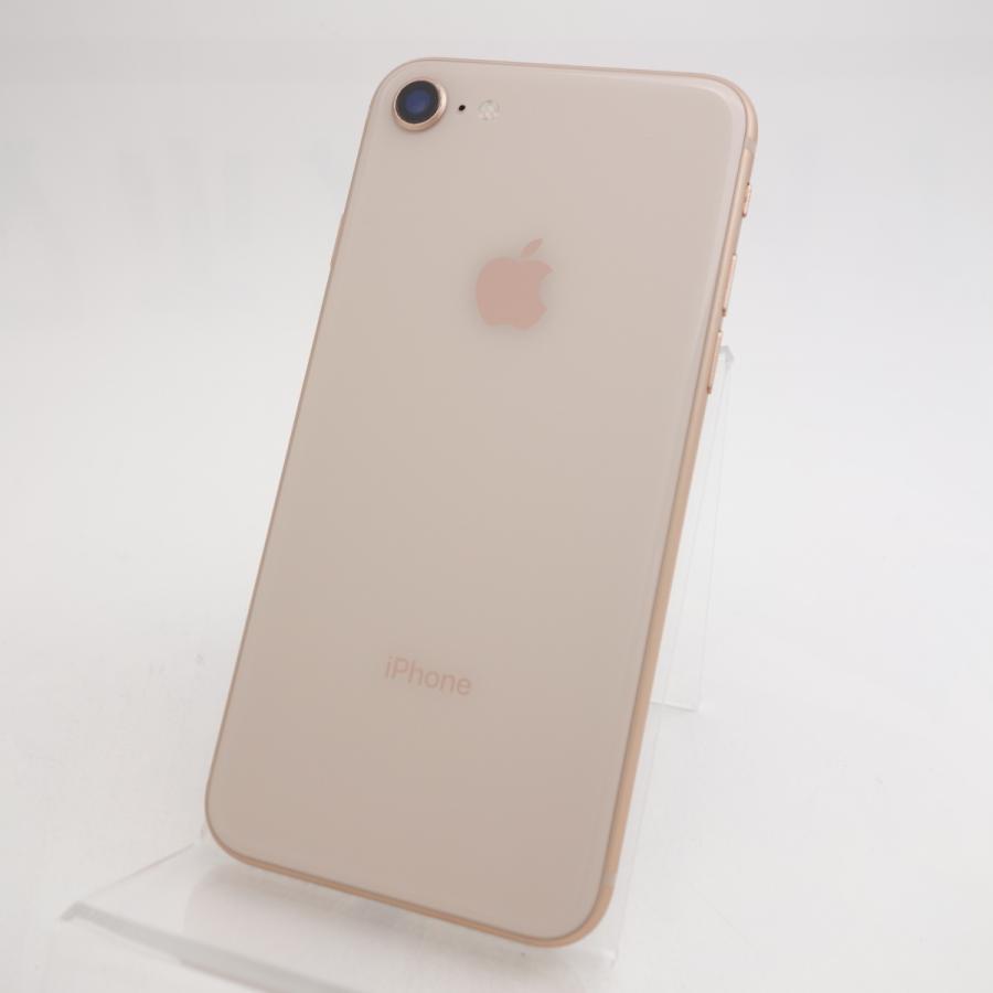 【SIMフリー】 iPhone8 256GB ゴールド MQ862J/A #14354|reco|02
