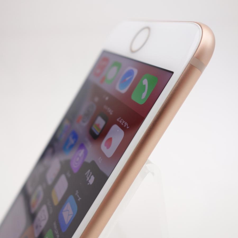 【SIMフリー】 iPhone8 256GB ゴールド MQ862J/A #14354|reco|06