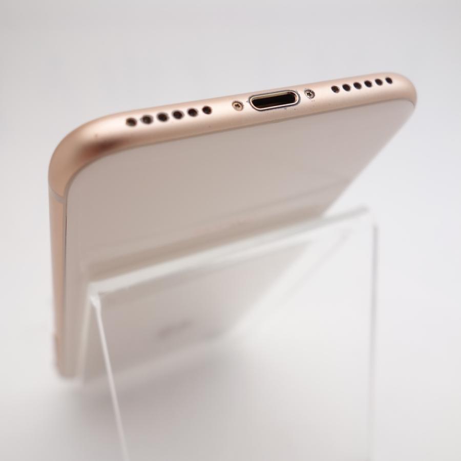 【SIMフリー】 iPhone8 256GB ゴールド MQ862J/A #14354|reco|07