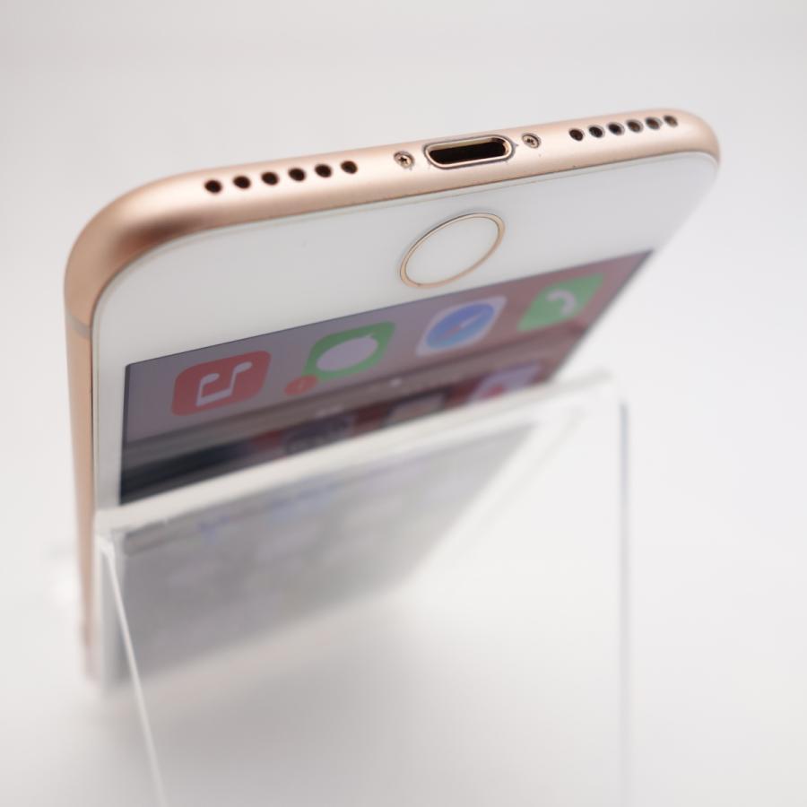 【SIMフリー】 iPhone8 256GB ゴールド MQ862J/A #14354|reco|08