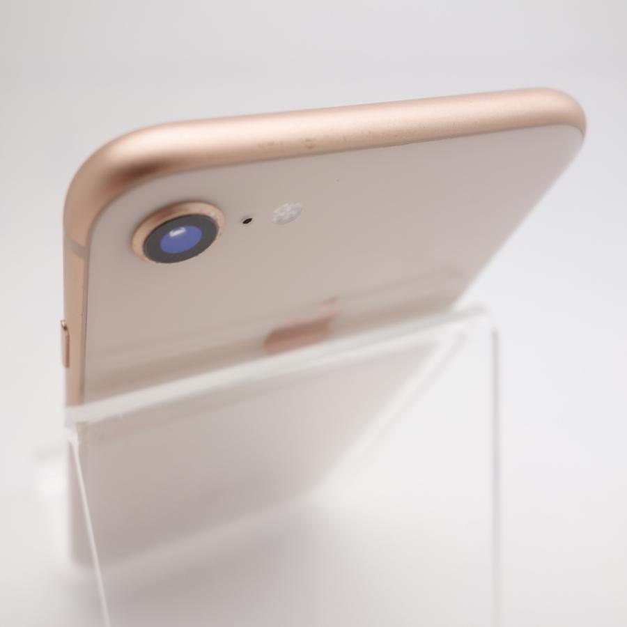 【SIMフリー】 iPhone8 256GB ゴールド MQ862J/A #14354|reco|09
