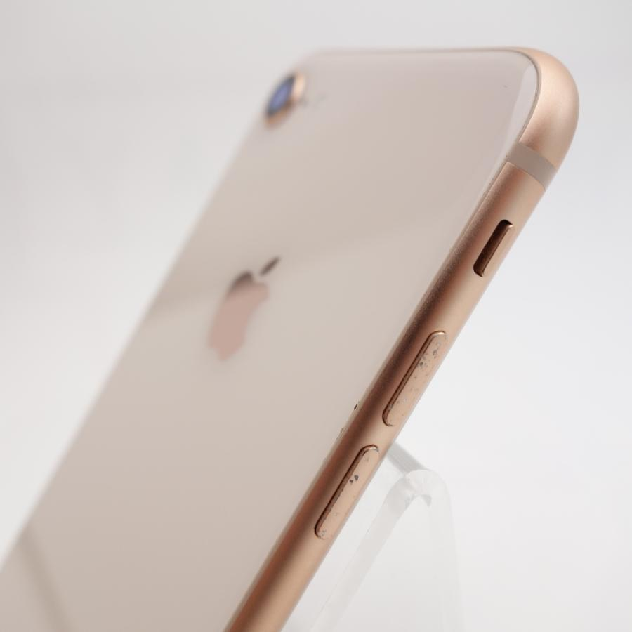 【SIMフリー】 iPhone8 256GB ゴールド MQ862J/A #14441|reco|03