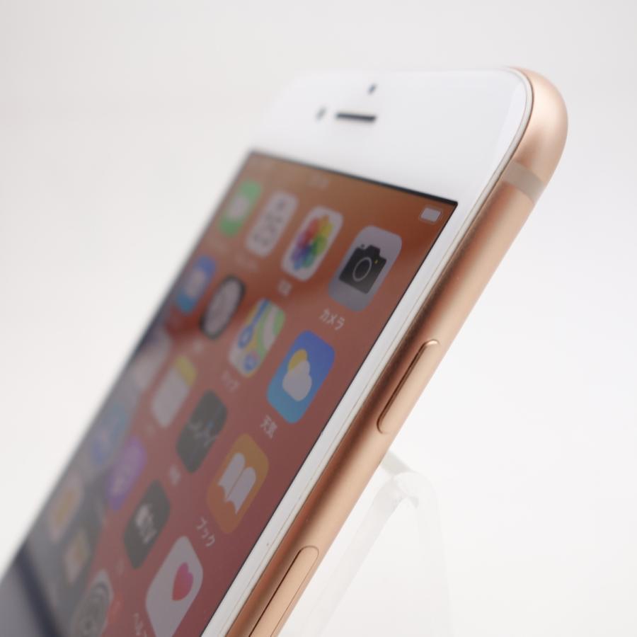 【SIMフリー】 iPhone8 256GB ゴールド MQ862J/A #14441|reco|04