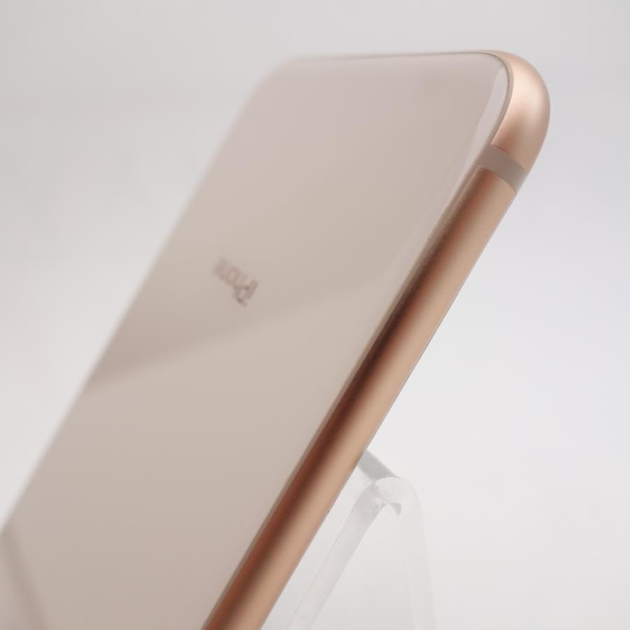 【SIMフリー】 iPhone8 256GB ゴールド MQ862J/A #14441|reco|05