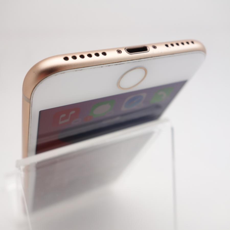 【SIMフリー】 iPhone8 256GB ゴールド MQ862J/A #14441|reco|08