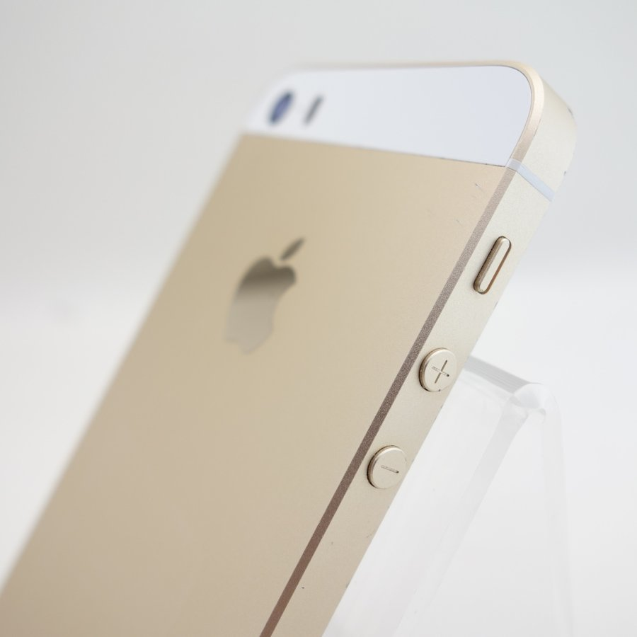 【SIMフリー】 iPhoneSE 16GB ゴールド MLXM2J/A #12971 reco 03