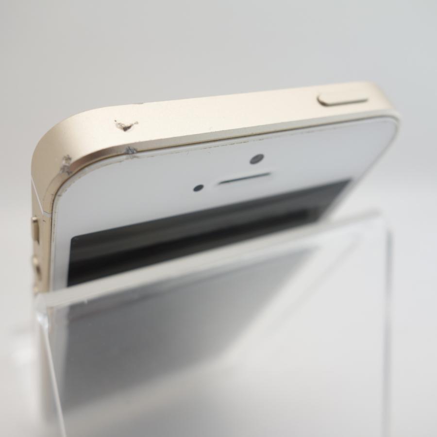 【SIMフリー】 iPhoneSE 16GB ゴールド MLXM2J/A #12971 reco 08