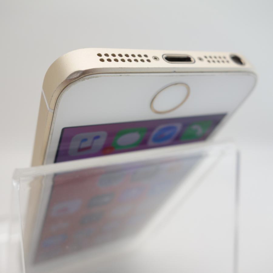 【SIMフリー】 iPhoneSE 16GB ゴールド MLXM2J/A #12971 reco 09