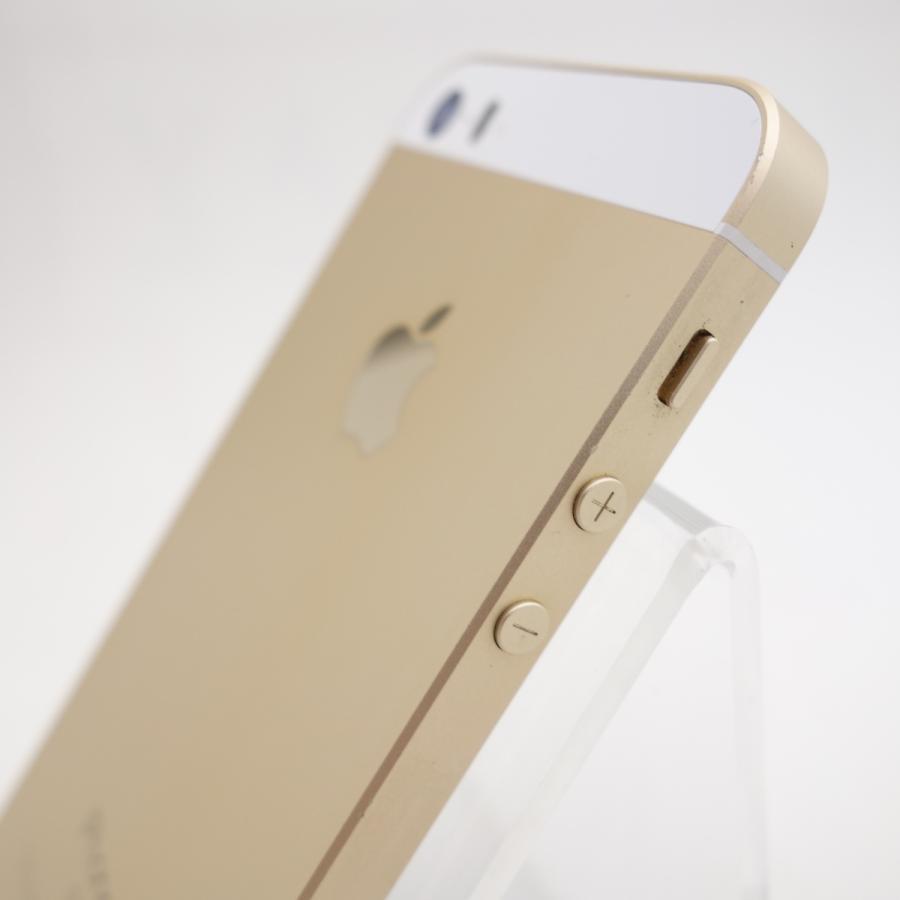 【SIMフリー】 iPhoneSE 16GB ゴールド MLXM2J/A #11884 reco 03