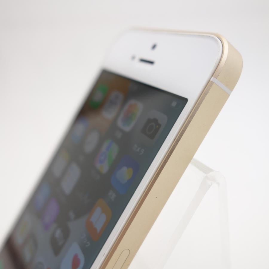 【SIMフリー】 iPhoneSE 16GB ゴールド MLXM2J/A #11884 reco 04