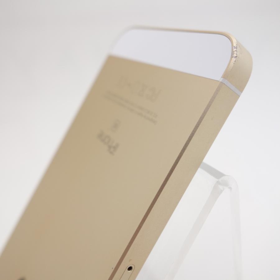 【SIMフリー】 iPhoneSE 16GB ゴールド MLXM2J/A #11884 reco 05
