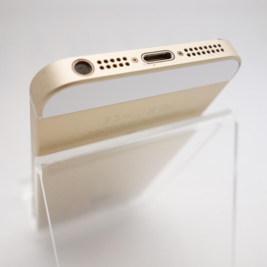 【SIMフリー】 iPhoneSE 16GB ゴールド MLXM2J/A #11884 reco 07
