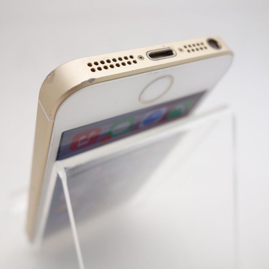 【SIMフリー】 iPhoneSE 16GB ゴールド MLXM2J/A #11884 reco 08