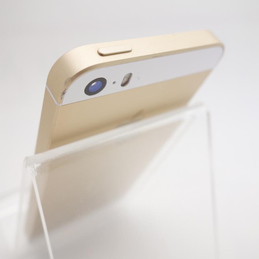 【SIMフリー】 iPhoneSE 16GB ゴールド MLXM2J/A #11884 reco 09