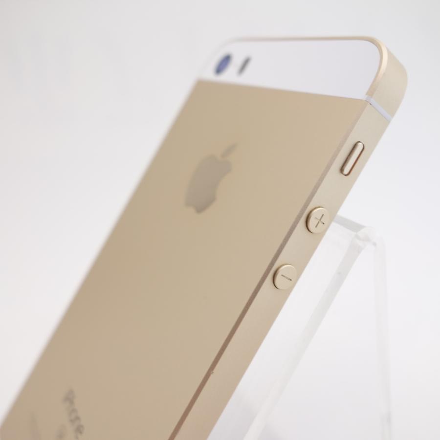 【SIMフリー】 iPhoneSE 32GB ゴールド MP842J/A #5347 reco 03