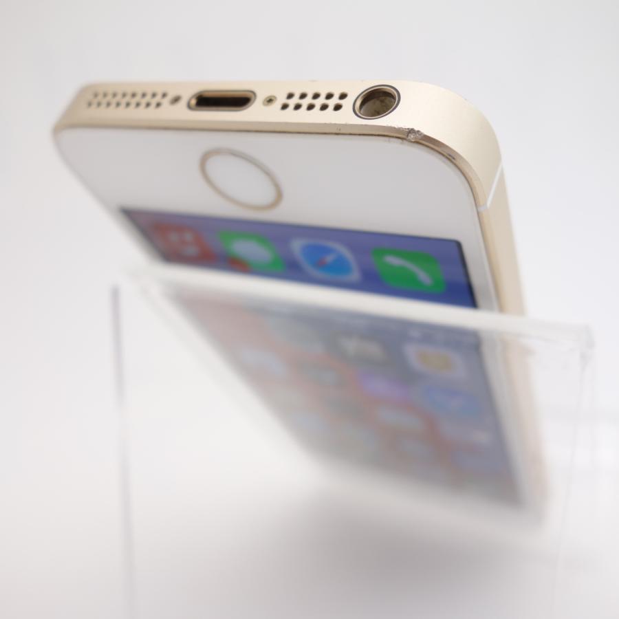 【SIMフリー】 iPhoneSE 32GB ゴールド MP842J/A #5347 reco 08
