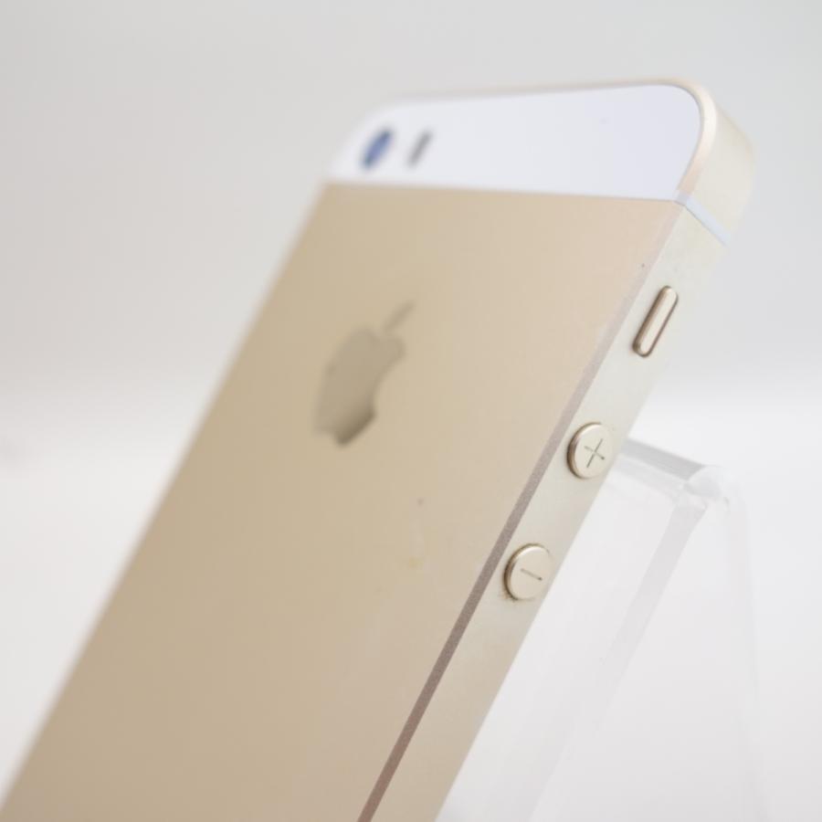 【SIMフリー】 iPhoneSE 64GB ゴールド MLXP2J/A #3880 reco 03