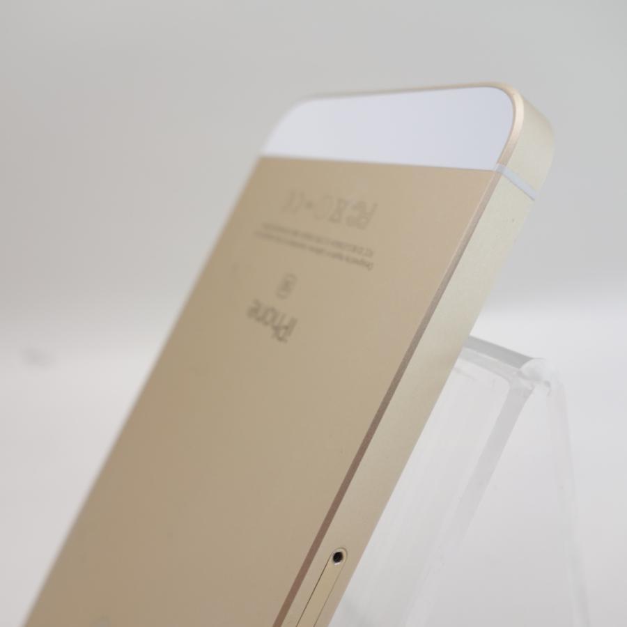 【SIMフリー】 iPhoneSE 64GB ゴールド MLXP2J/A #3880 reco 05