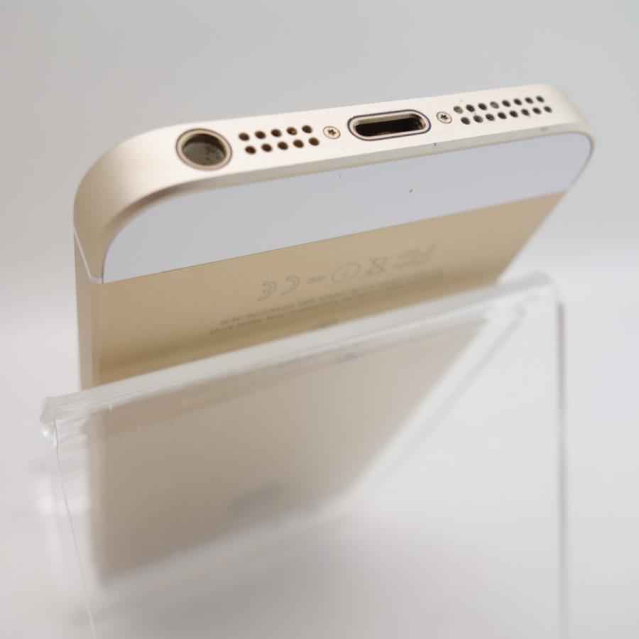 【SIMフリー】 iPhoneSE 64GB ゴールド MLXP2J/A #3880 reco 07