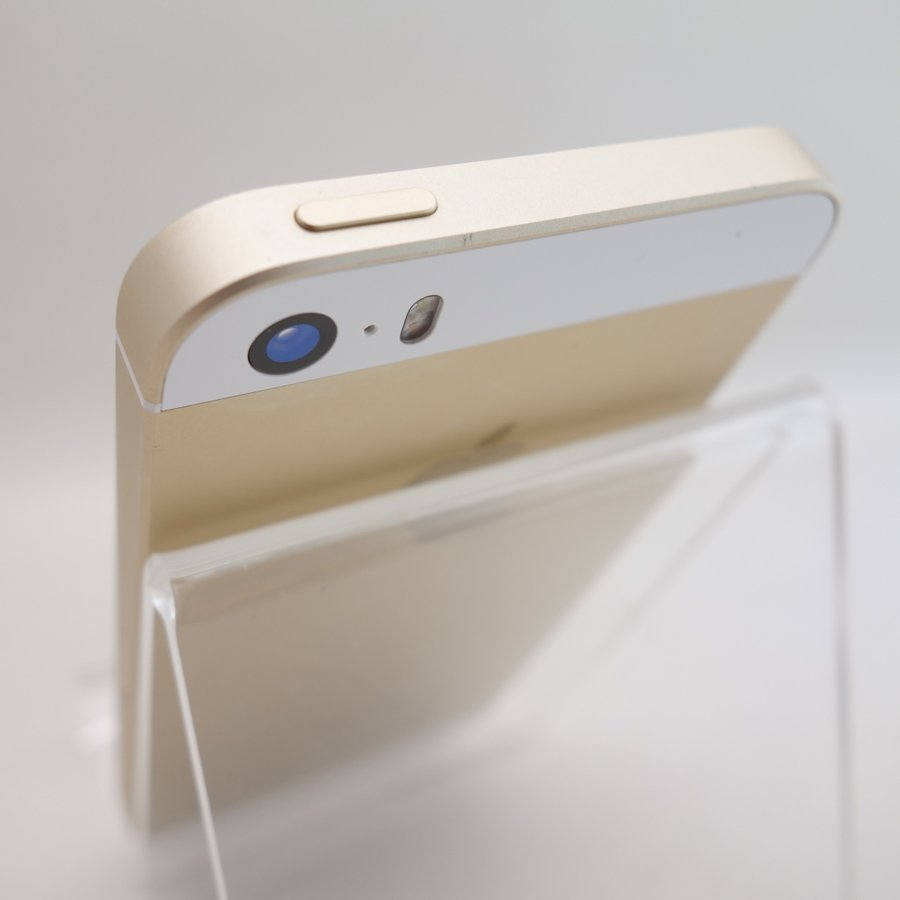 【SIMフリー】 iPhoneSE 64GB ゴールド MLXP2J/A #3880 reco 08