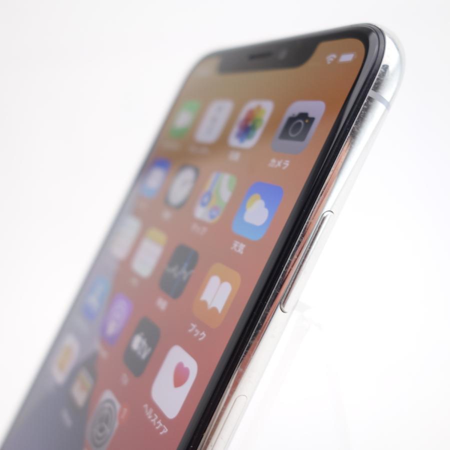 【SIMフリー】 iPhoneX 64GB シルバー MQAY2J/A #11475|reco|04