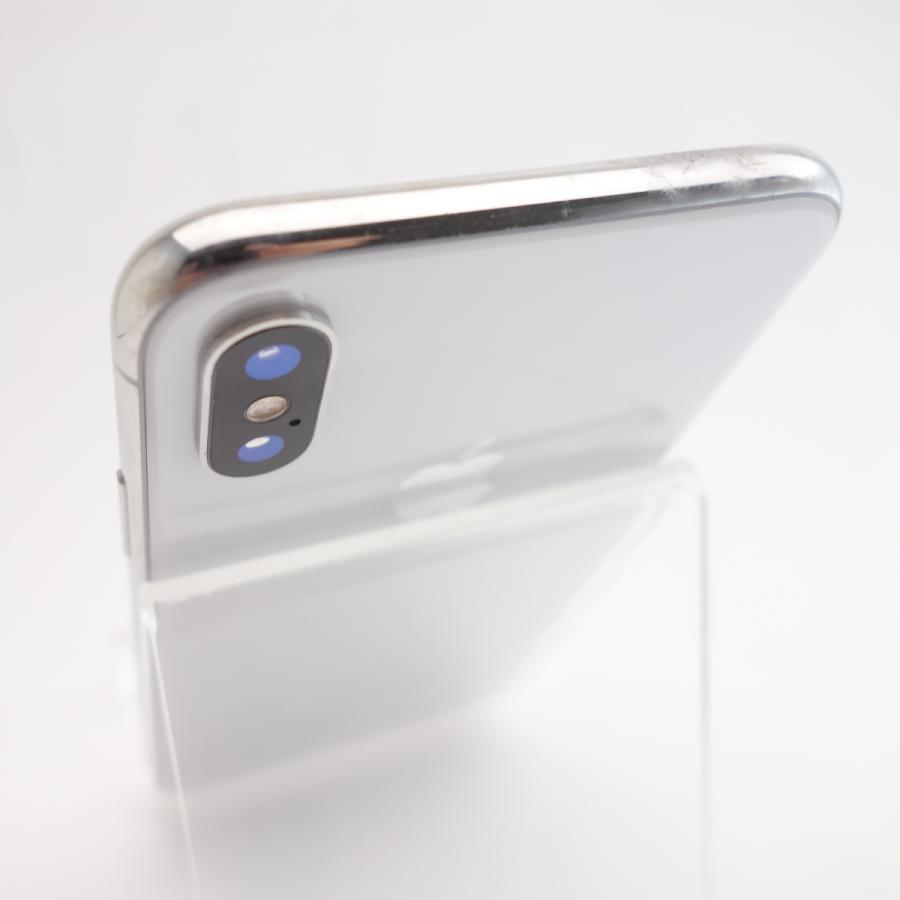 【SIMフリー】 iPhoneX 64GB シルバー MQAY2J/A #11475|reco|08