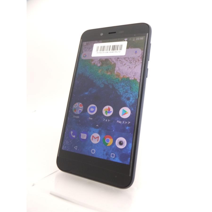 Simフリー Android One S3 ネイビーブラック Softbank版simロック解除品 Fh S3shnb 10728 10729 Reco 通販 Yahoo ショッピング