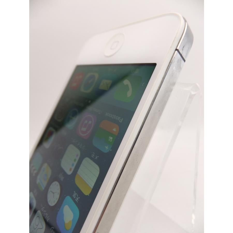 【ソフトバンクSIMロック】 iPhone4 16GB ホワイト MC604J/A #10559|reco|06