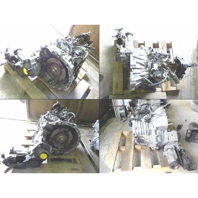 【送料込】 H22年 ミラ·ココア DBA-L685S オートマトランスミッション AT2 [ZNo:02004815] 63528