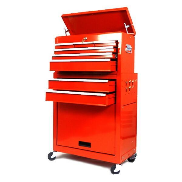 工具ボックス キャスター付き 鍵付き お得なキャンペーンを実施中 キャビネット 工具箱 代引不可 公式通販