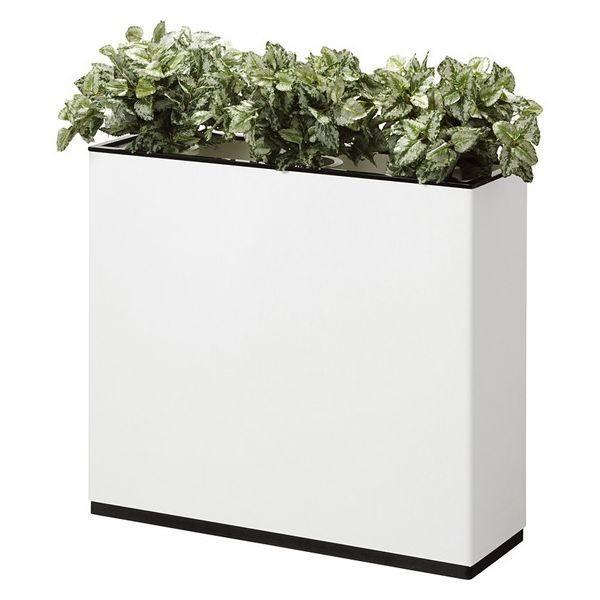 フラワーボックス J型 プランター 花壇 幅90cm プランターボックス 代引不可