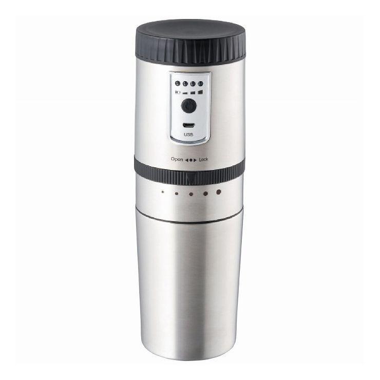 ジアレッティ 毎日がバーゲンセール いつでも送料無料 電動ミル付コーヒーマグ GR-HC002