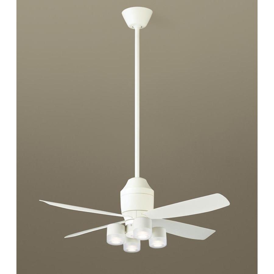 Panasonic パナソニック 直付吊下型 LEDシーリングファン 照明器具付 SPL5465LE1+SP7070+SPK071+SPK011K XS70165
