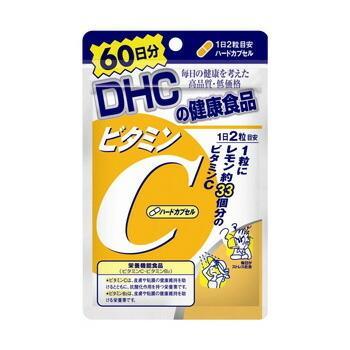 DHC サプリメント 付与 ビタミンCハードカプセル 60日分 120粒 贈物
