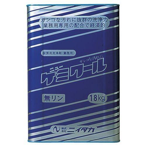 ニイタカ ニューケミクール(アルカリ性強力洗浄剤) 18Kg JSV3818