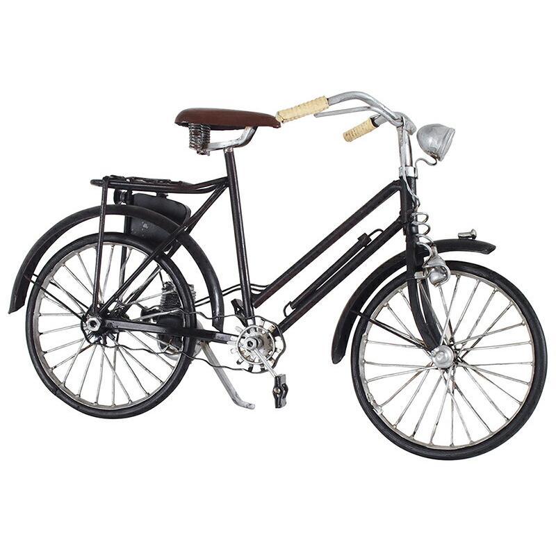 ブリキのおもちゃ B-自転車01 置物 オブジェ インテリア ランキングTOP10 ヴィンテージ風 アメリカン 雑貨 店舗 驚きの価格が実現 個性的 代引不可 飾り ブリキ