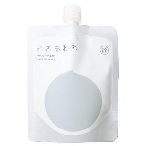 どろあわわ メーカー直送 どろ豆乳石鹸 メーカー再生品 110g 洗顔石鹸 洗顔料 洗顔フォーム 洗顔 ドロ 泥 石鹸 豆乳 泡